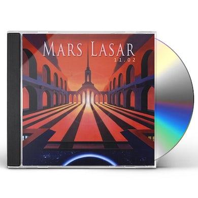 Mars Lasar 11:02 CD