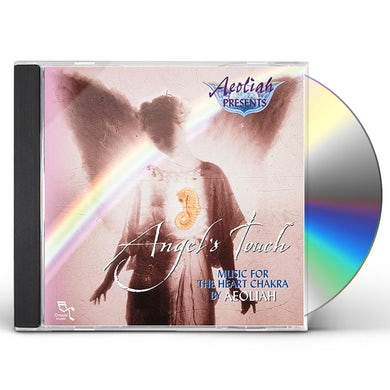 Aeoliah ANGEL'S TOUCH CD
