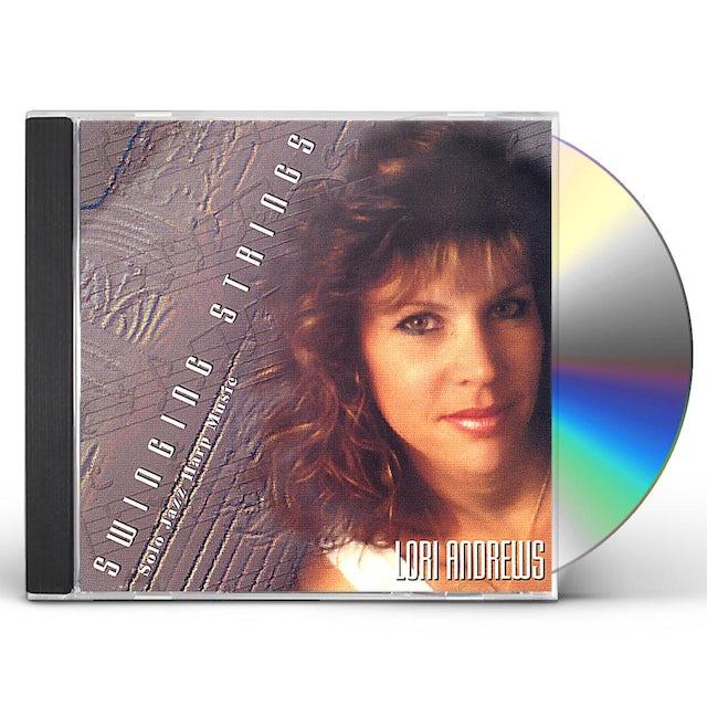 Lori Andrews SWINGING STRINGS CD