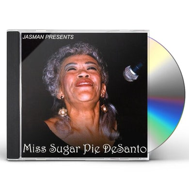 Sugarpie Desanto SLICE OF PIE CD