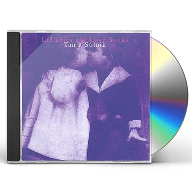 Tanja Solnik LULLABIES & LOVE SONGS CD