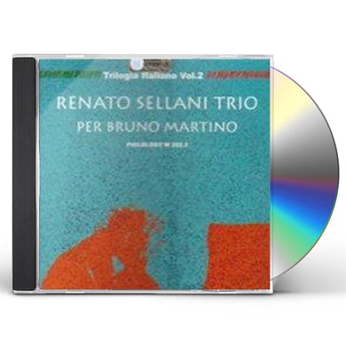 Renato Sellani PER BRUNO MARTINO CD