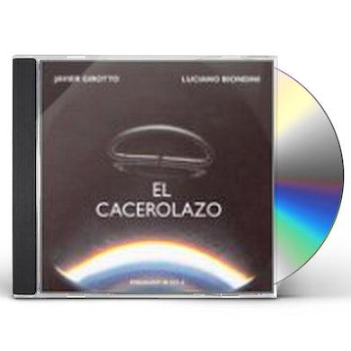Javier Girotto EL CARCEROLAZO CD