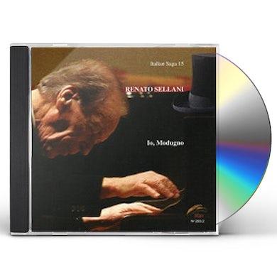 Renato Sellani IO MODUGNO CD