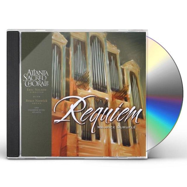 Atlanta Sacred Chorale MAURICE DURUFL: REQUIEMOP. 9 CD