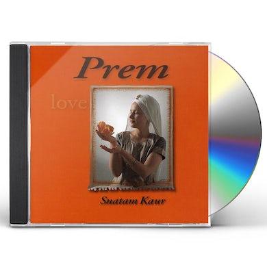Snatam Kaur PREM CD