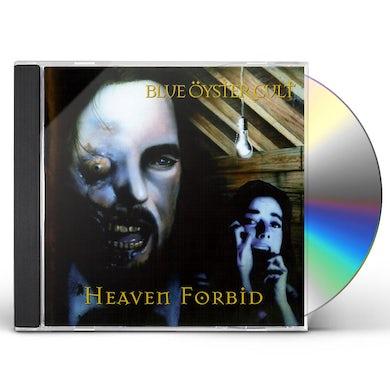 Blue Oyster Cult HEAVEN FORBID CD