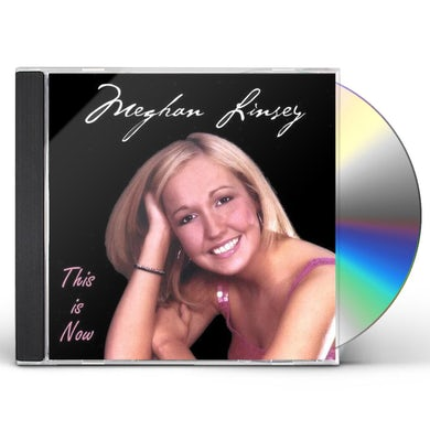 Meghan Linsey THIS IS NOW CD