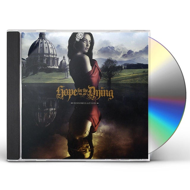 Hope for the Dying DISSIMULATION CD