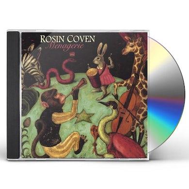 MENAGERIE CD