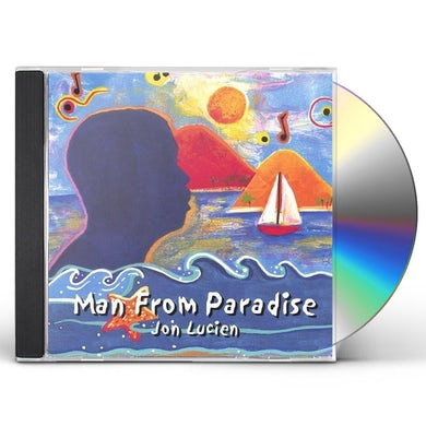 Jon Lucien MAN FROM PARADISE CD