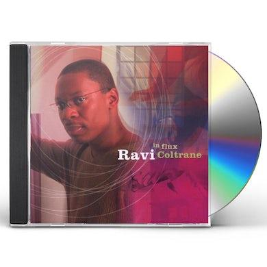 Ravi Coltrane IN FLUX CD