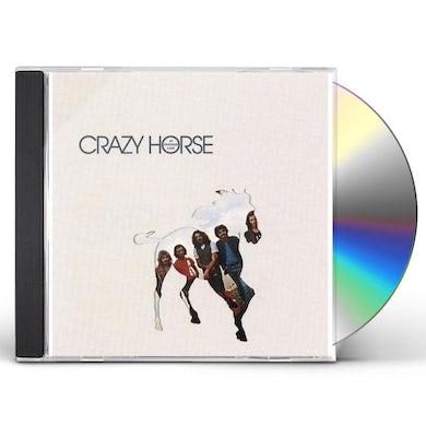 Crazy Horse AT CROOKED LAKE CD