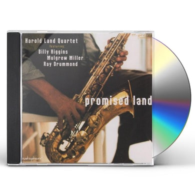 Harold Land PROMISED LAND CD