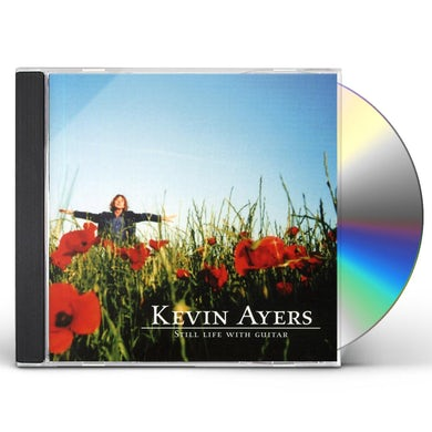 Kevin Ayers STILL LIFE WITH GUITAR CD