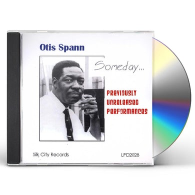 Otis Spann SOMEDAY CD