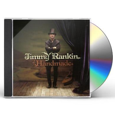 Jimmy Rankin HANDMADE CD