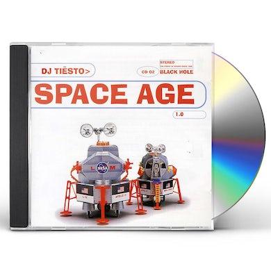 Dj Tiesto SPACE AGE 1.O CD