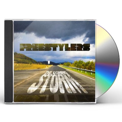 Freestylers COMING STORMS CD