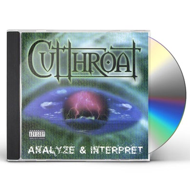 Cutthroat ANALYZE & INTERPRET CD
