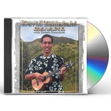 David Kamakahi PAANI CD