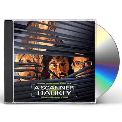 Graham Reynolds SCANNER DARKLY / Original Soundtrack CD