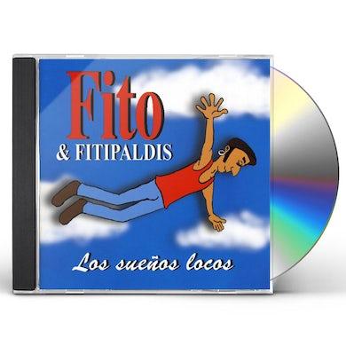 Fito Y Los Fitipaldis SUENOS LOCOS CD