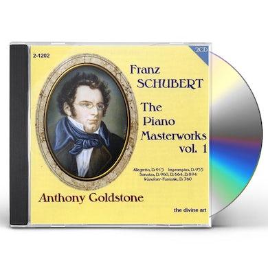 Schubert PIANO MASTERWORKS 1 CD