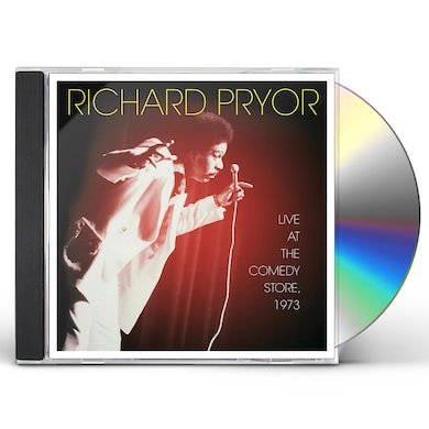 LIVE AT THE COMEDY STORE, 1973 CD