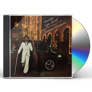 Norman Connors SATURDAY NIGHT SPECIAL CD