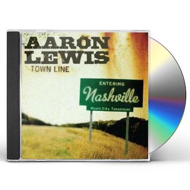 Aaron Lewis TOWN LINE CD