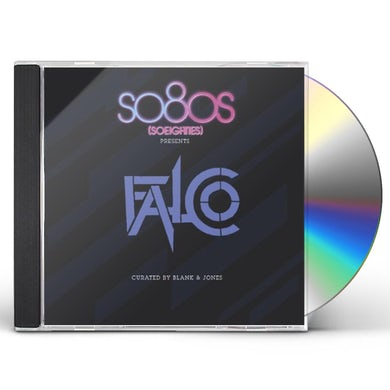 SO80S PRESENTS FALCO CURATED BY BLANK & JONES CD