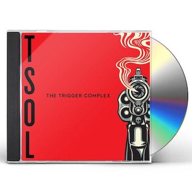 T.S.O.L. TRIGGER COMPLEX CD