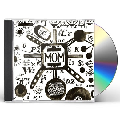 Mouse On Mars PARASTROPHICS CD
