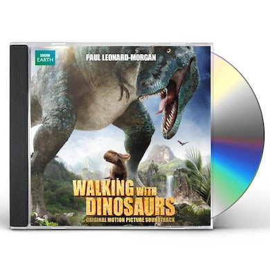 Paul Leonard-Morgan WALKING WITH DINOSAURS / Original Soundtrack CD