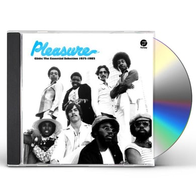 Pleasure GLIDE: THE ESSENTIAL SELECTION 1975 - 1982 CD