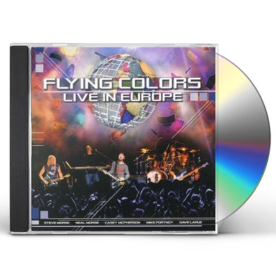 Flying Colors LIVE IN EUROPE CD