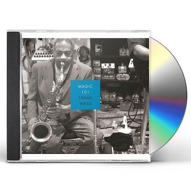Frank Wess MAGIC 101 CD