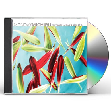 Monday Michiru PORTRAITS IN TIME CD