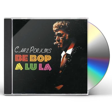 Carl Perkins BE BOP A LU LA CD