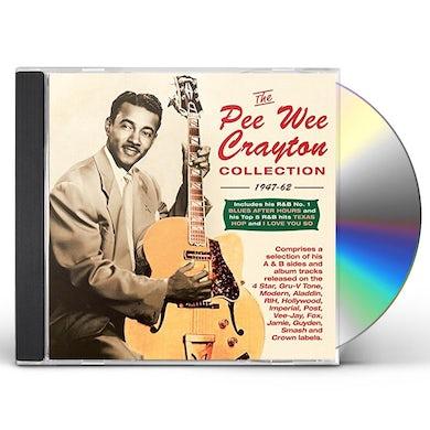 Pee Wee Crayton COLLECTION: 1947-62 CD