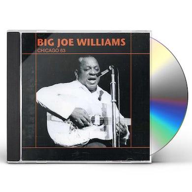 Big Joe Williams CHICAGO 63 CD