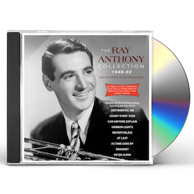Ray Anthony Collection 1949 62 CD