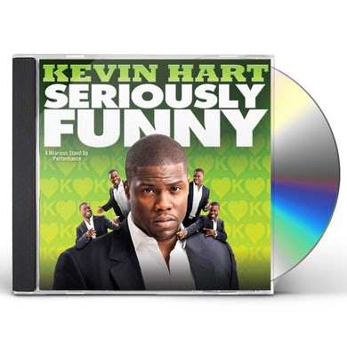 Kevin Hart SERIOUSLY FUNNY CD