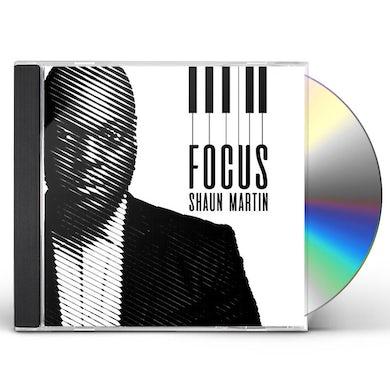 Shaun Martin FOCUS CD