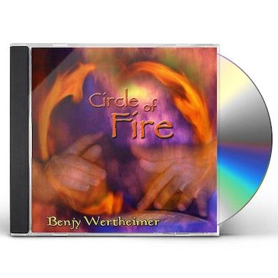 Benjy Wertheimer CIRCLE OF FIRE CD