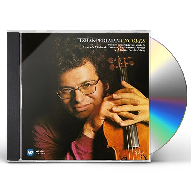 Itzhak Perlman ENCORES CD