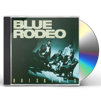 Blue Rodeo OUTSKIRTS CD