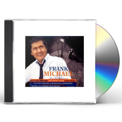 Frank Michael RUE DES AMOURS CD