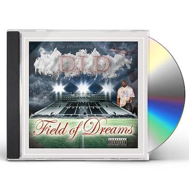 Djd FIELD OF DREAMS CD